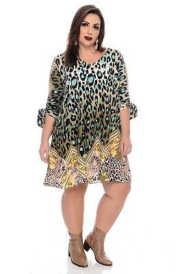 Vestido Plus Size Donna