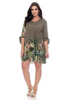 Vestido Plus Size Olivia