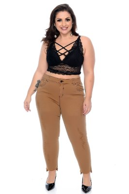 Top Plus Size Deline