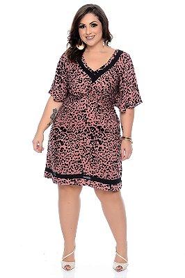 Vestido Plus Size Akemy