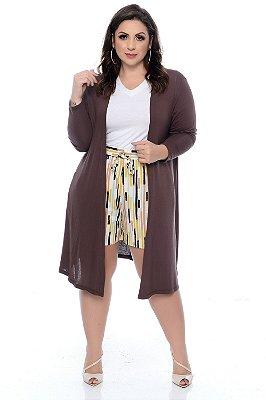 Cardigan Plus Size Ellina