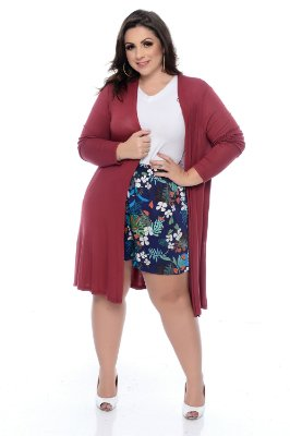 Cardigan Plus Size Nirah