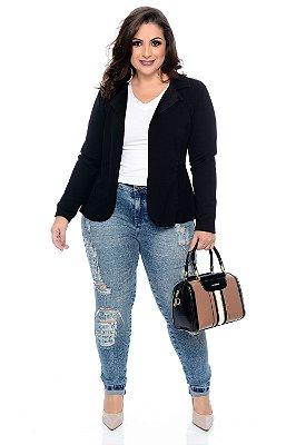 Blazer Plus Size Nordana