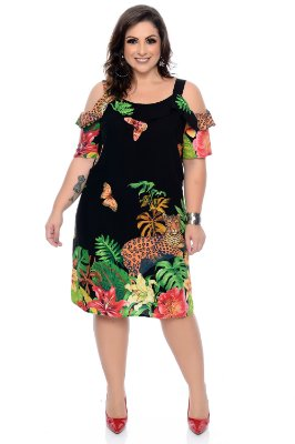 Vestido Plus Size Chantal