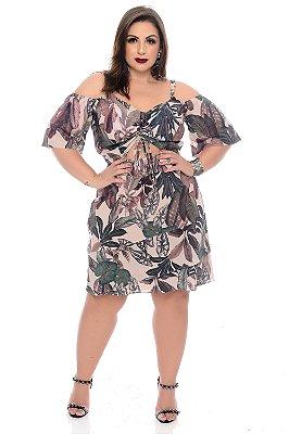 Vestido Plus Size Geeta