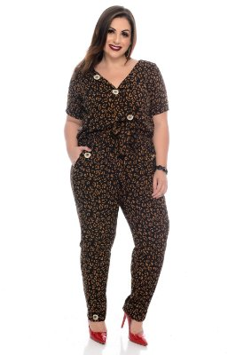 Conjunto Plus Size Laurel