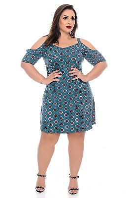 Vestido Plus Size Loemy