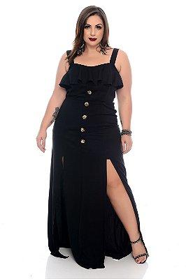 Vestido Longo Plus Size Mazzy