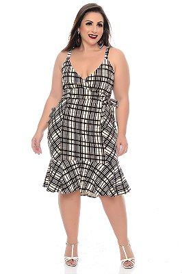 Vestido Plus Size Nyura