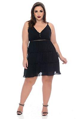 Vestido Plus Size Oyana