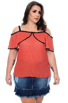 Blusa Plus Size Myssia