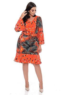 dee1563b8 Vestido Plus Size Mavalle
