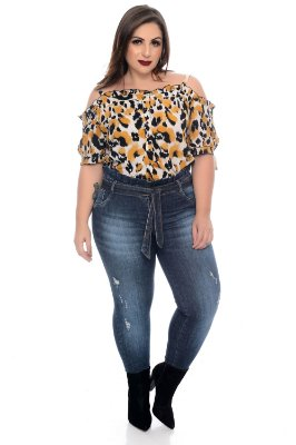 Blusa Plus Size Gabyh