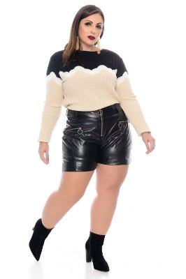 Shorts Plus Size Bertelli