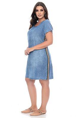 Vestido Plus Size Janetti