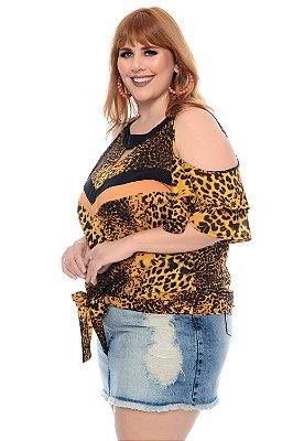 Blusa Plus Size Fania