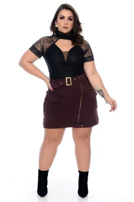 Saia Plus Size Estelly
