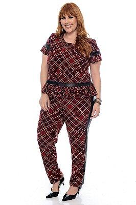 a671baab4 Conjunto Plus Size Zara - Daluz Plus Size | Loja Online