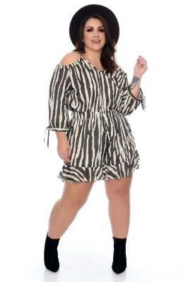 Blusa Plus Size Monike