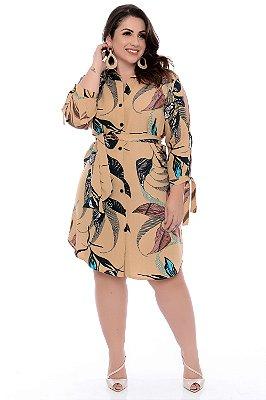 Vestido Plus Size Vanysse