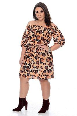 Vestido Plus Size Benicia