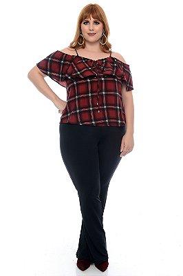 Blusa Plus Size Hemille