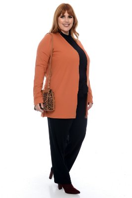Cardigan Plus Size Malay