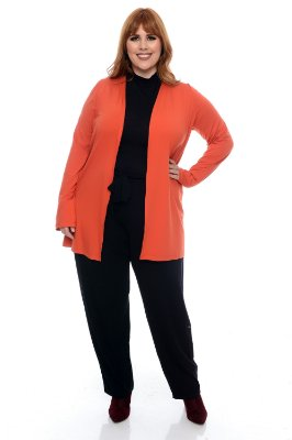 Cardigan Plus Size Safira