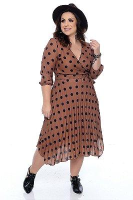 Vestido Plus Size Munira