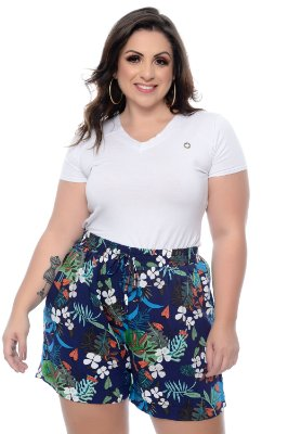 Shorts Plus Size Elany
