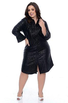 Vestido Plus Size Kassiana