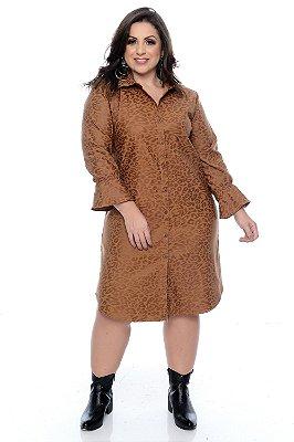 Vestido Plus Size Elke