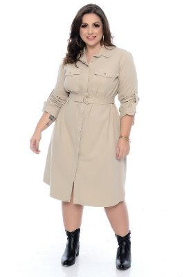 Vestido Plus Size Lorrane