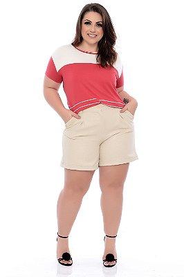 Blusa Plus Size Damya