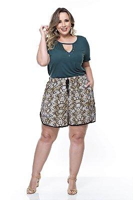 Blusa Plus Size Lauhra