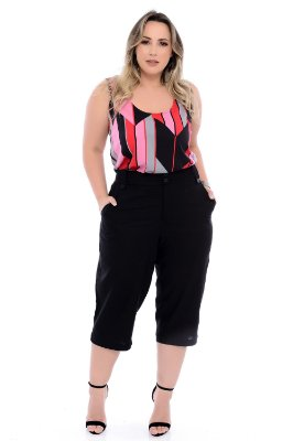 Regata Plus Size Ytana