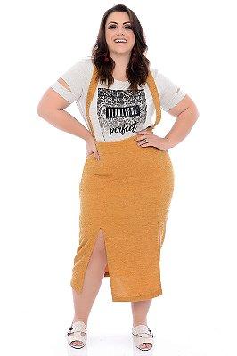 Blusa Plus Size Norma