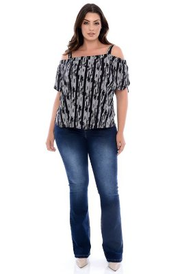 Blusa Plus Size Everly