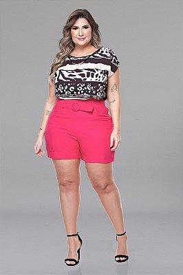 Blusa Plus Size Thyna