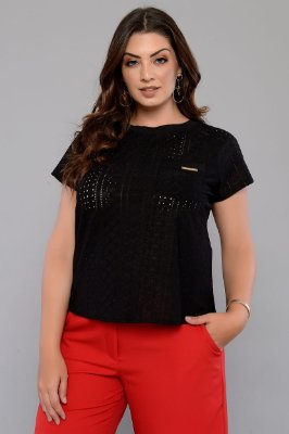 T-Shirt Plus Size Ananya