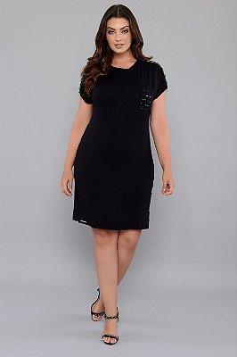 Vestido Plus Size Adryka