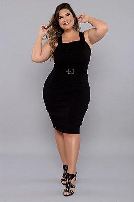 Vestido Plus Size Addy