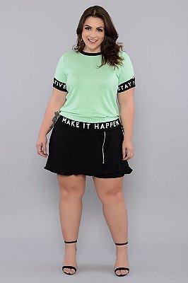 Blusa Plus Size Maja