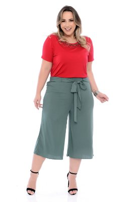 Blusa Plus Size Gasha