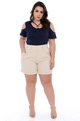 Blusa Plus Size Mandacaru