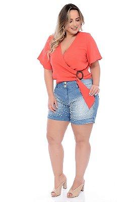 Blusa Plus Size Evie