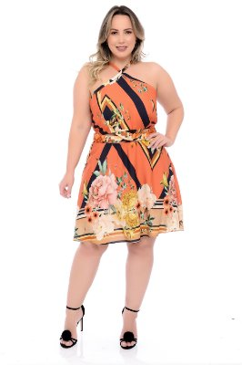 Vestido Plus Size Eilish