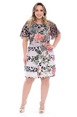 Vestido Plus Size Tiffan
