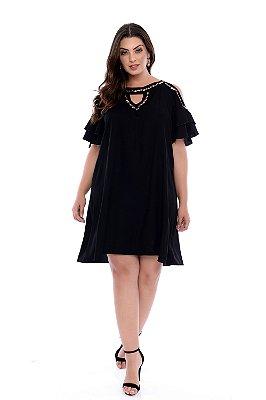 Vestido Plus Size Loren
