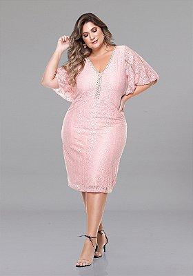 Vestido Plus Size Jana